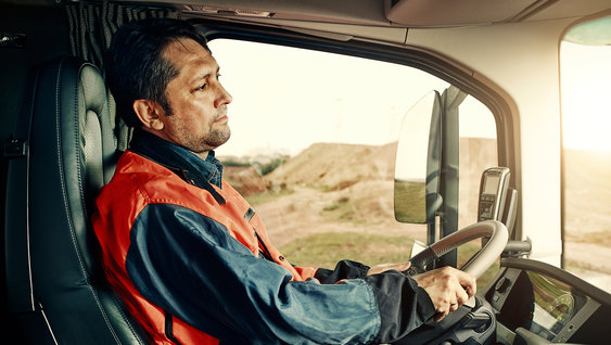 Volvo Trucks Driver Development